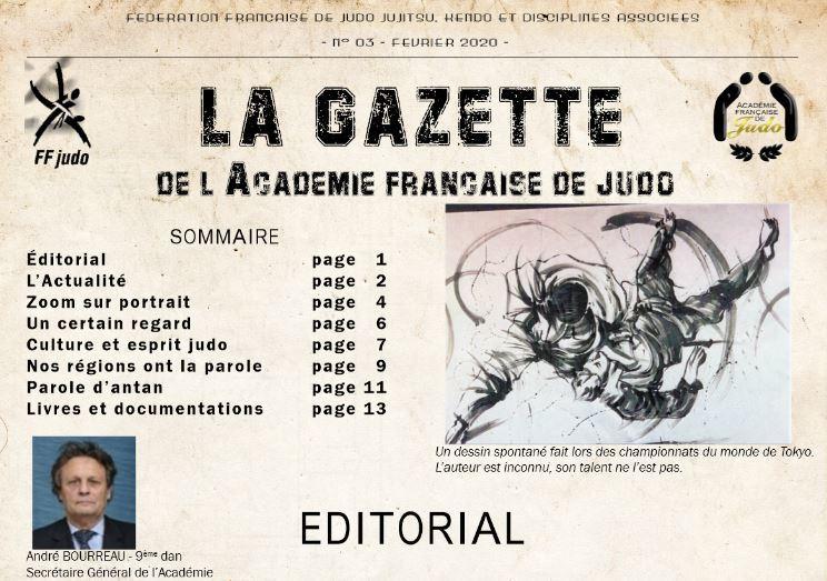 Gazette n°3